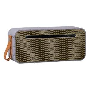 Enceinte nomade Bluetooth - Kreafunk & Heureux comme un Prince