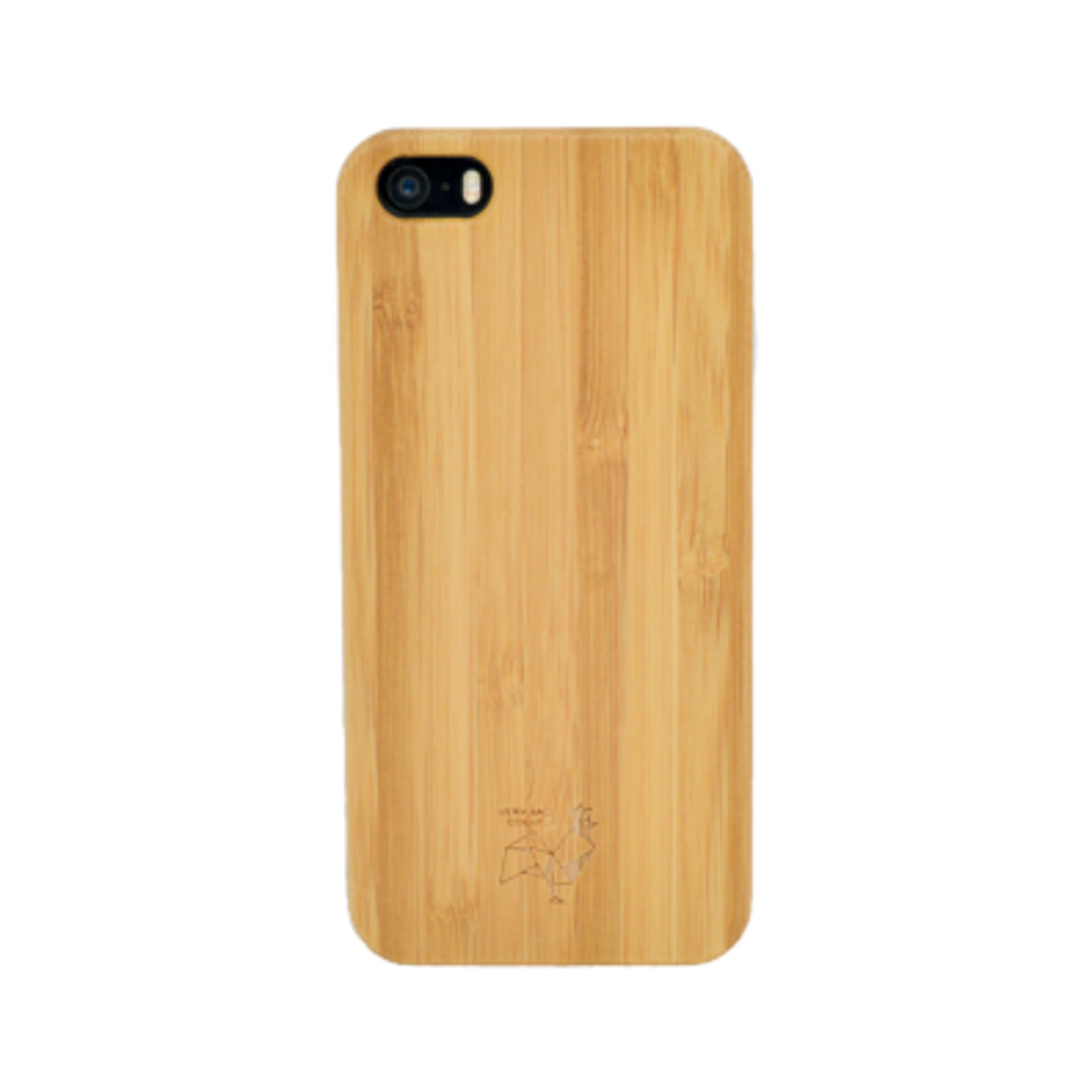 coque iPhone 5/6/7/8 en bamboo