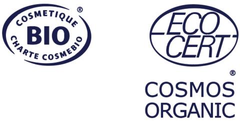 Labellisé Ecocert et cosmébio