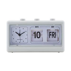 Horloge rétro et calendrier - Monograph et Heureux comme un Prince