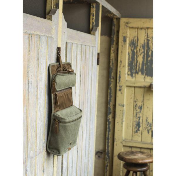 Trousse de toilette à suspendre - Alaskan Maker & Heureux comme un Prince