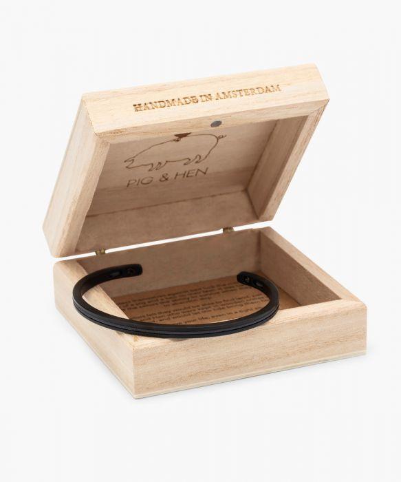 Bracelet Navarch 4mm - Pig&Hen & Heureux comme un Prince