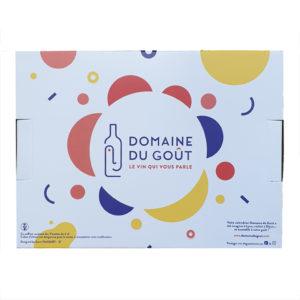 Calendrier de l'Avent 100% vin - Domaine du goût & Heureux comme un Prince