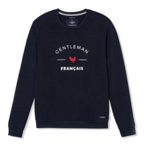 Sweat broderie Gentleman Français - La Gentle Factory & Heureux comme un Prince